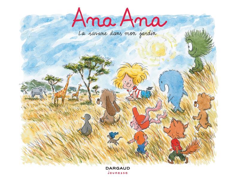 ANA ANA T9 ANA ANA - TOME 9