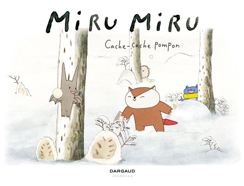 MIRU MIRU T3 CACHE-CACHE POMPON