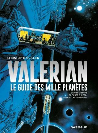 ABECEDAIRE VALERIAN VALERIAN - LE GUIDE DES MILLE PLANETES