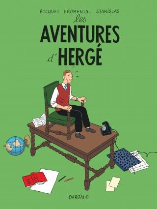 LES AVENTURES D'HERGE LES AVENTURES D'HERGE NOUVELLE EDITION AUGMENTE 2
