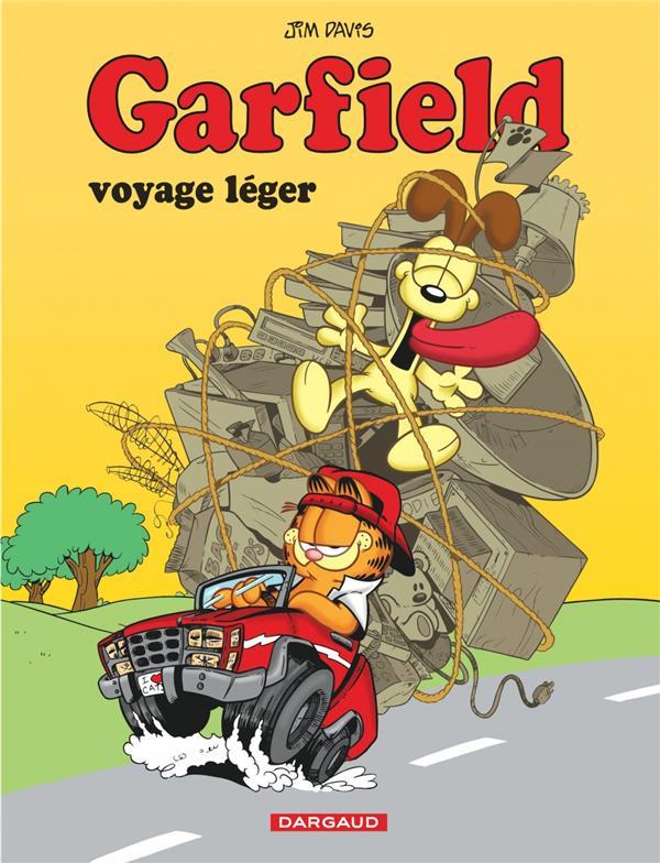 GARFIELD - TOME 67 - GARFIELD VOYAGE LEGER