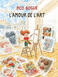 PICO BOGUE T10 PICO BOGUE - TOME 10 - AMOUR DE L'ART (L')