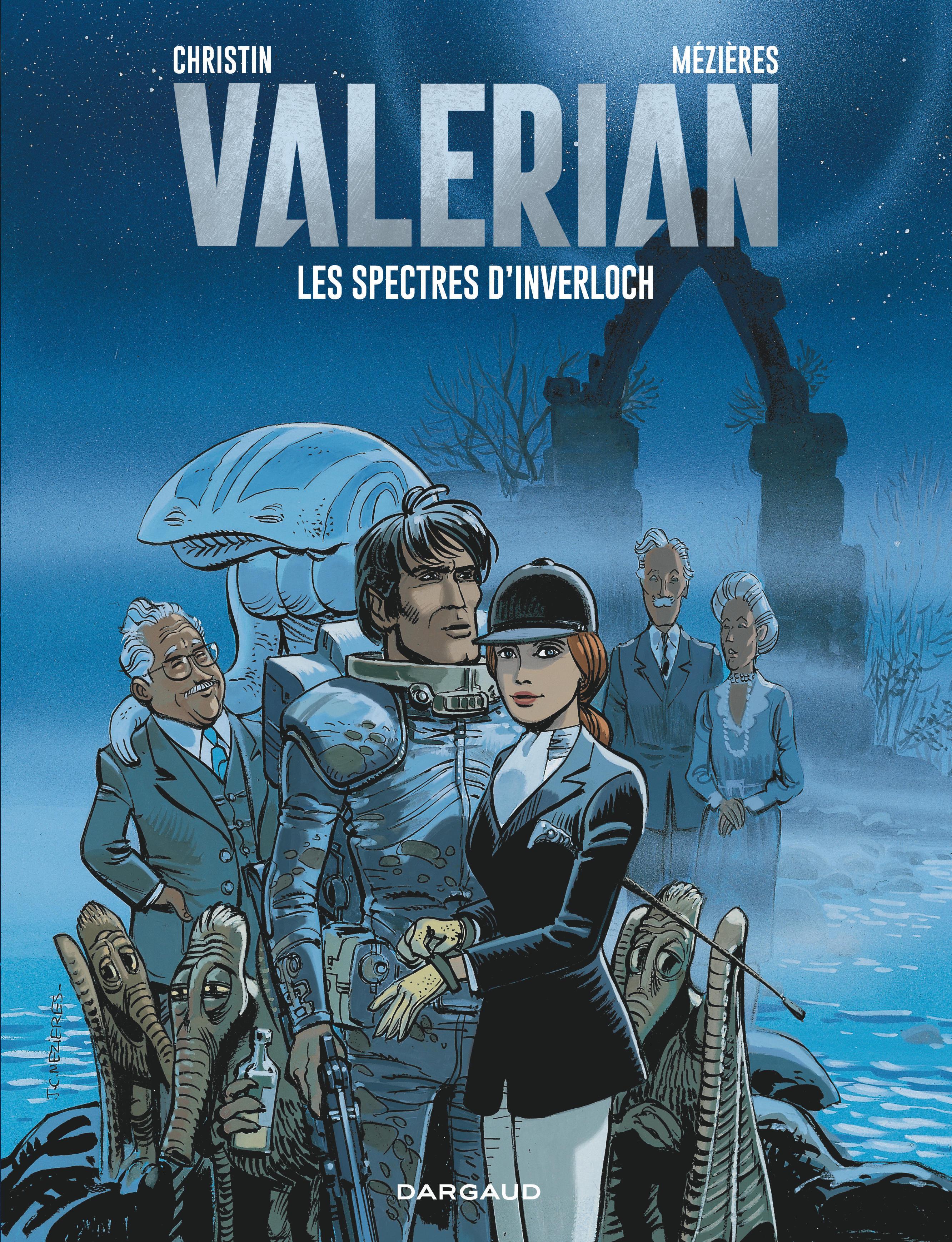 VALERIAN T11 LES SPECTRES D'INVERLOCK