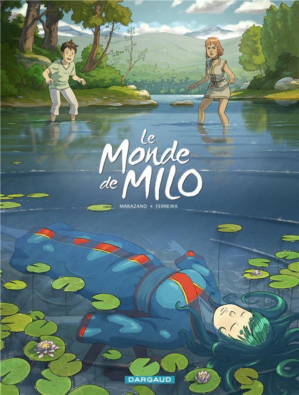 LE MONDE DE MILO T5 MONDE DE MILO (LE) - TOME 5 - MONDE DE MILO (LE) - TOME 5