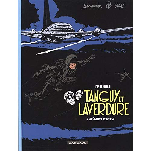 TANGUY ET LAVERDURE (INTEGRALE - T9 - OPERATION TONNERRE