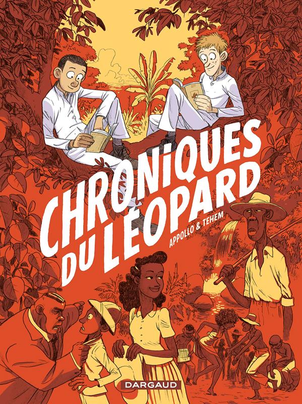 CHRONIQUE DU LEOPARD - CHRONIQUES DU LEOPARD - TOME 0 - CHRONIQUES DU LEOPARD