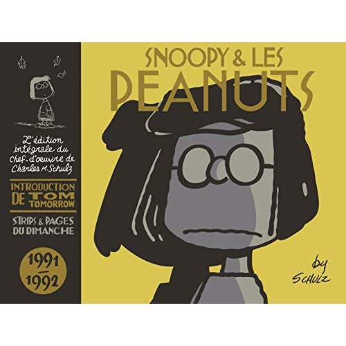 SNOOPY (INTEGRALE) - SNOOPY - INTEGRALES - TOME 21 - 1991-1992