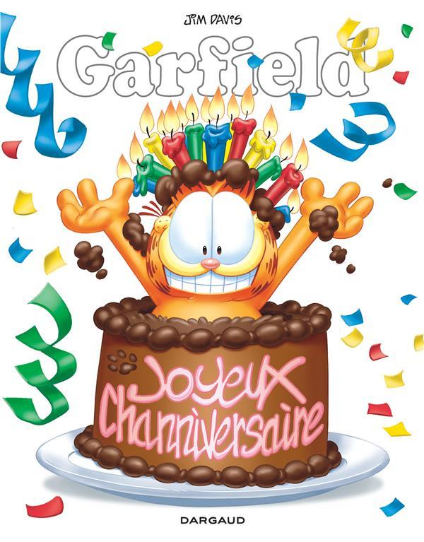 GARFIELD HORS-SERIE - TOME 0 - JOYEUX CHANNIVERSAIRE !