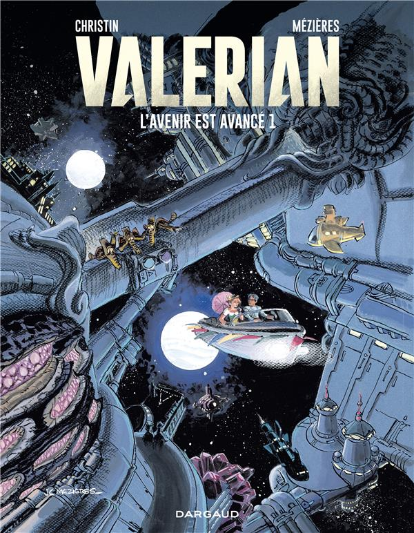 AUTOUR DE VALERIAN - TOME 1 - L'AVENIR EST AVANCE - TOME 1