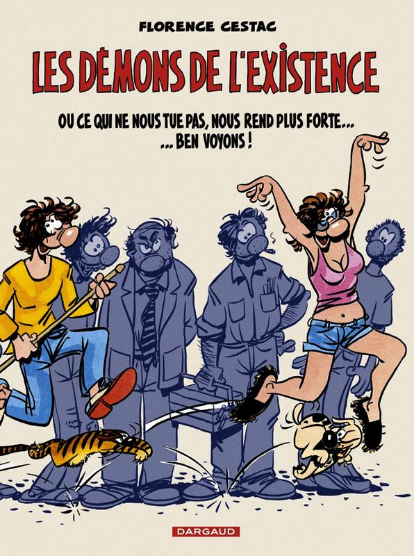 DEMONS DE L'EXISTENCE (LES) - TOME 0 - DEMONS DE L'EXISTENCE (LES) - LES DEMONS DE L'EXISTENCE