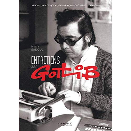 ENTRETIENS AVEC GOTLIB - TOME 0 - ENTRETIENS AVEC GOTLIB - ENTRETIEN AVEC GOTLIB