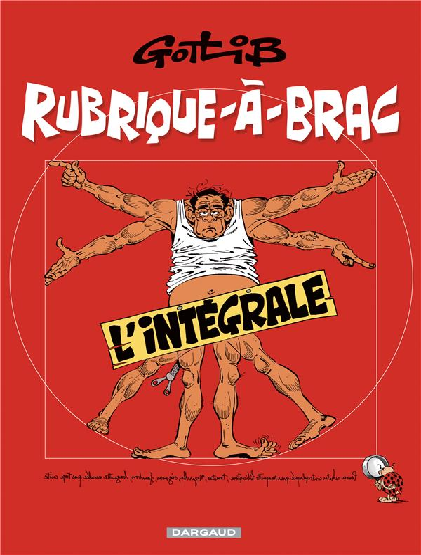 GOTLIB (INTEGRALE) - RUBRIQUE-A-BRAC - INTEGRALE - TOME 0 - INTEGRALE RUBRIQUE A BRAC