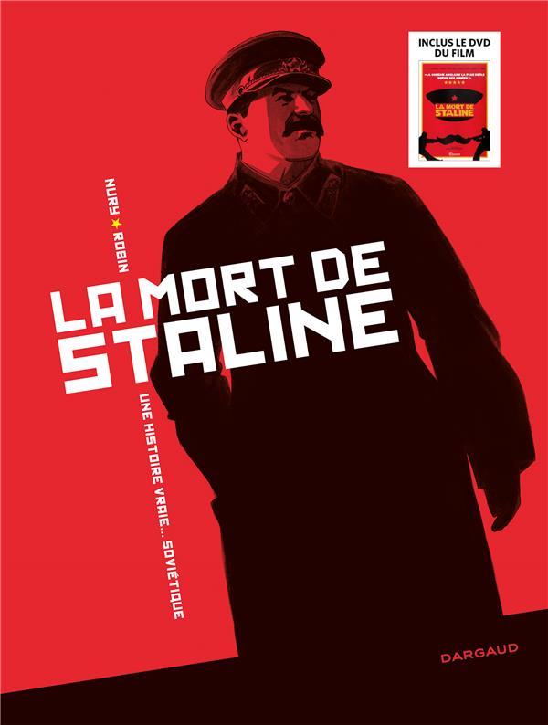 MORT DE STALINE (LA) - INTEGRALE - TOME 0 - LA MORT DE STALINE + DVD