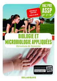 BIOLOGIE MICROBIOLOGIE APPLIQUEES 2DE 1RE TLE BAC PRO ASSP 2018 POCHETTE ELEVE