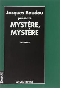 MYSTERE, MYSTERE - 9 DOSES DE LITTERATURE POLICIERE