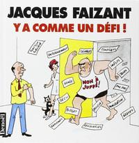 Y A COMME UN DEFI  (DESSINS FIGARO 1996)