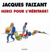 MERCI POUR L'HERITAGE !