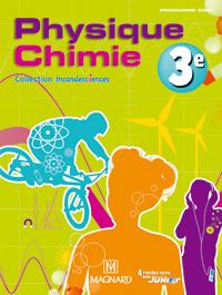 PHYSIQUE CHIMIE 3E ELEVE