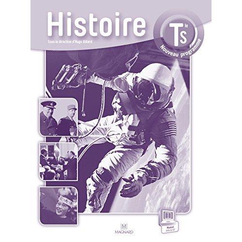 HISTOIRE TERM S PROFESSEUR