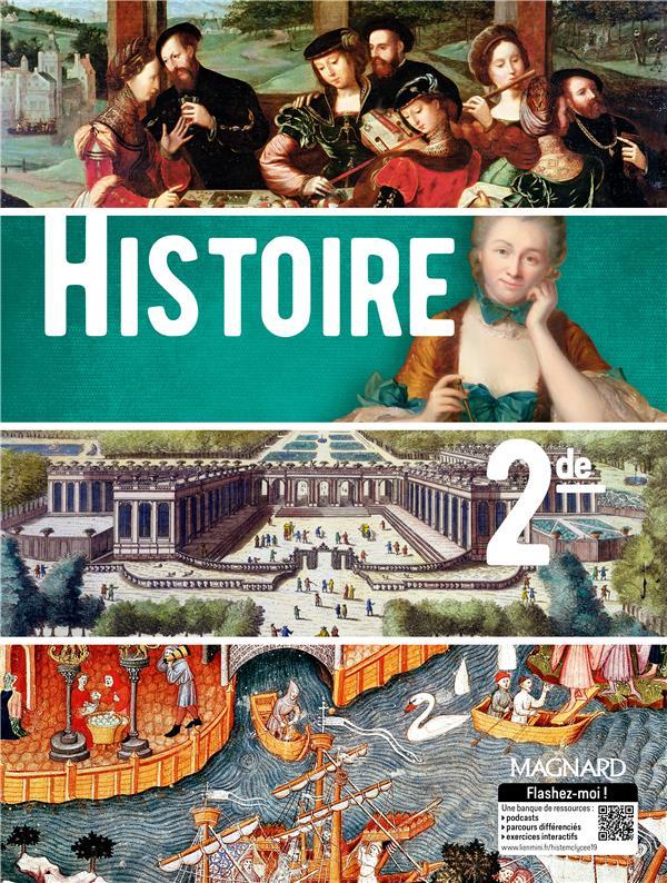 HISTOIRE 2DE 2019 - MANUEL ELEVE