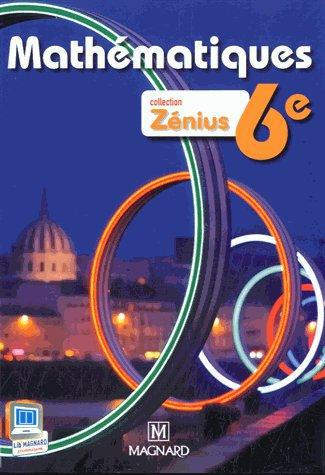 ZENIUS 6E MATHS