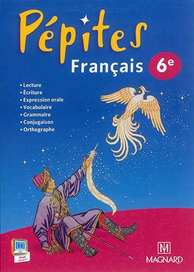 PEPITES FRANCAIS 6E