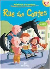 RUE DES CONTES LIVRET 1