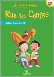 CAHIER 2 RUE DES CONTES