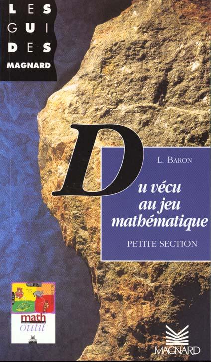 VECU AU JEU MATHEMATIQUE PETITE SECTION (DU)