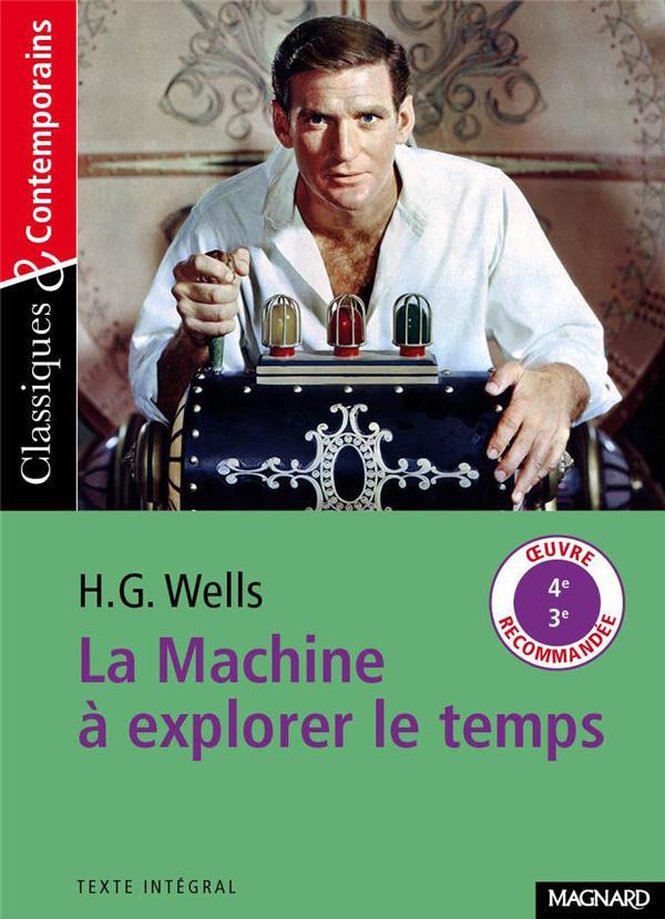 N.181 MACHINE A EXPLORER LE TEMPS (LA)