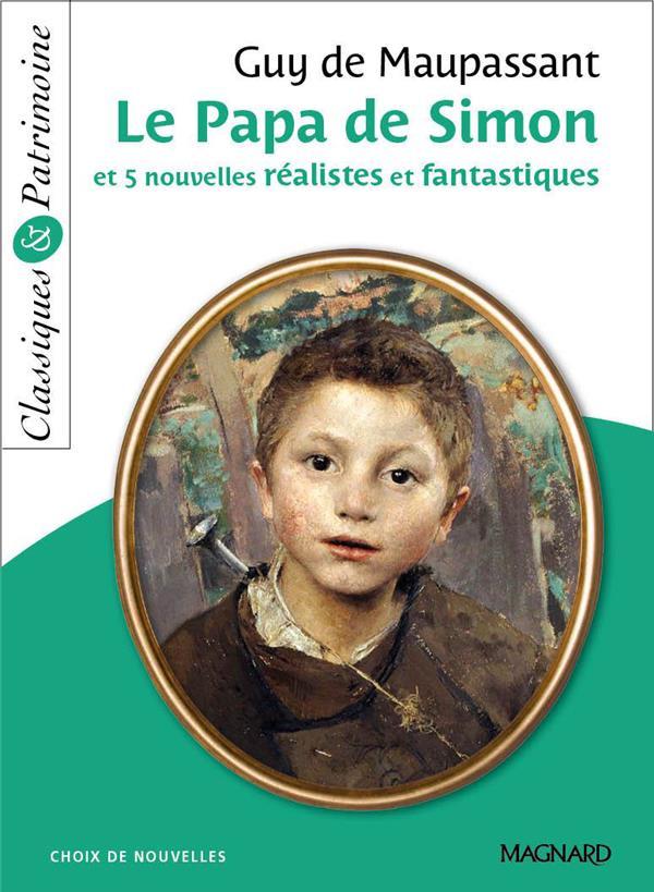 PAPA DE SIMON MAGNETISME ET AUTRE NOUVELLES (LE) N.79