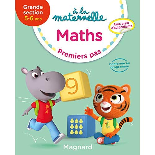 A LA MATERNELLE MATHS GS 2019