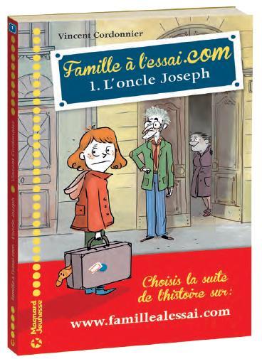 FAMILLE A L'ESSAI.COM T1 L'ONCLE JOSEPH