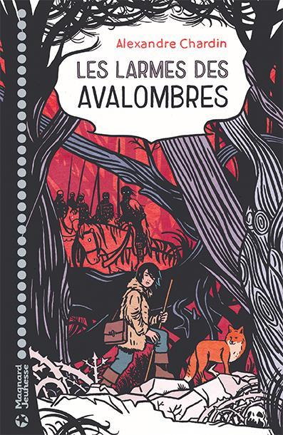 LARMES DES AVALOMBRES (LES)