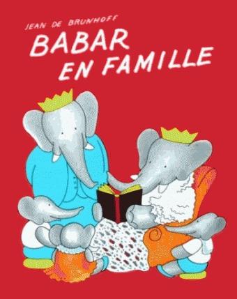 BABAR EN FAMILLE