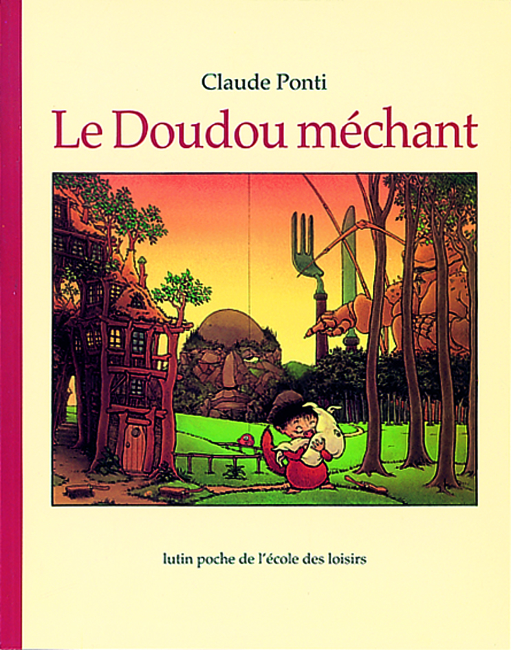 LE DOUDOU MECHANT