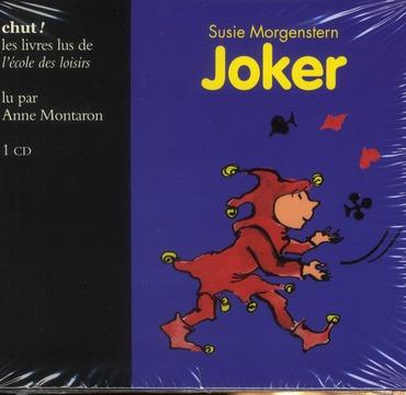 JOKER (LIVRE LU) CD