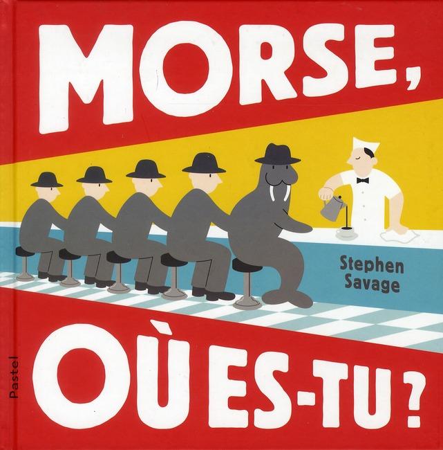 MORSE OU ES TU