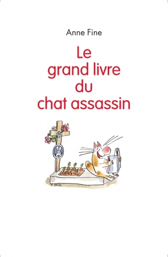 GRAND LIVRE DU CHAT ASSASSIN (LE)