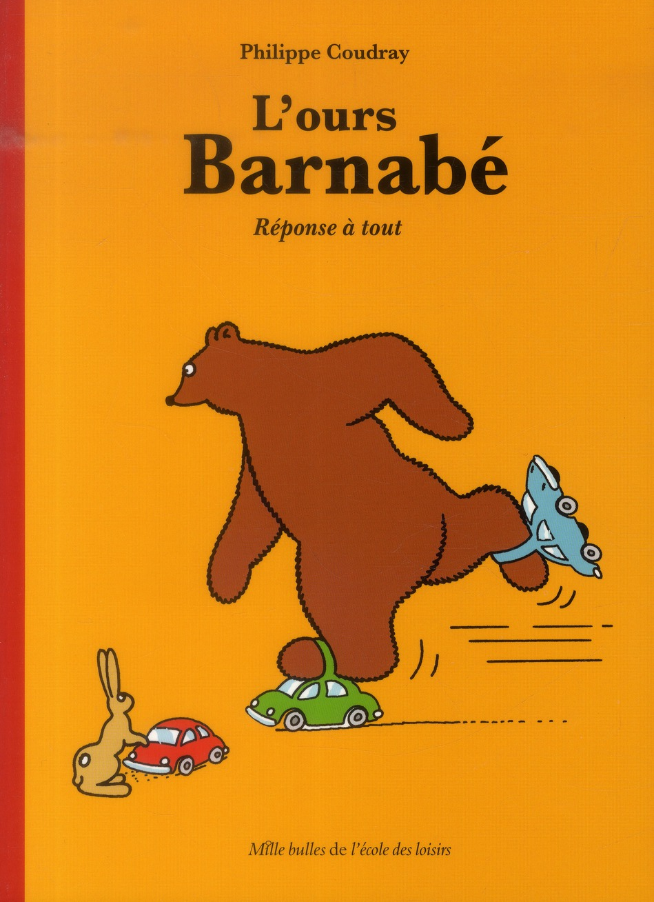 OURS BARNABE REPONSE A TOUT