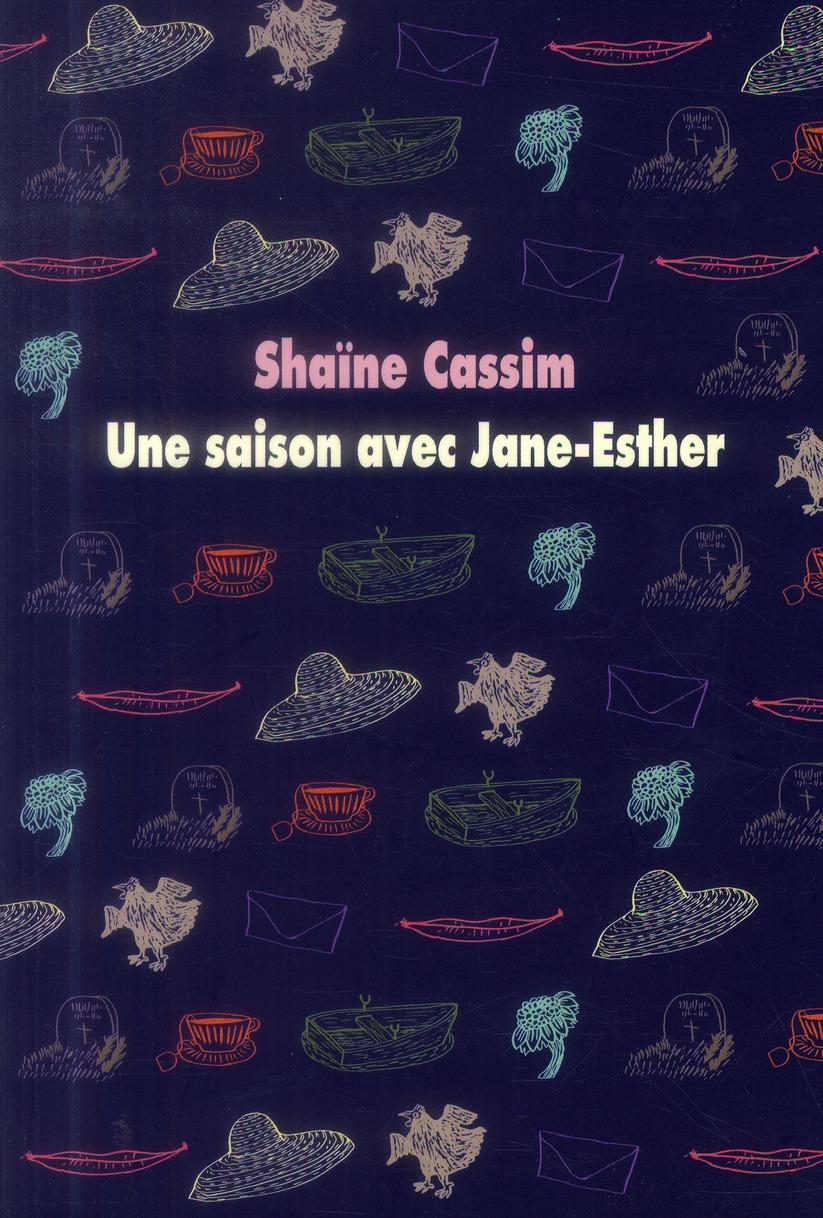 SAISON AVEC JANE ESTHER (UNE) GF