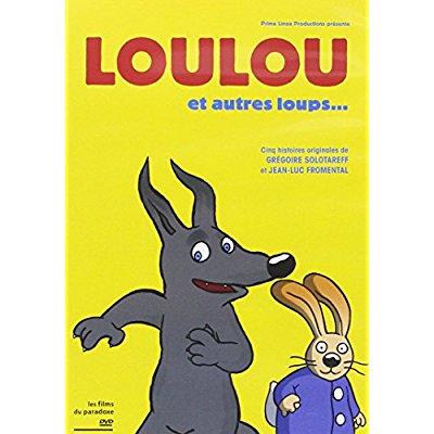 LOULOU ET AUTRES LOUPS DVD
