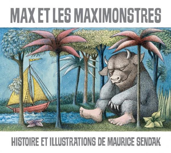 MAX ET LES MAXIMONSTRES (NE)