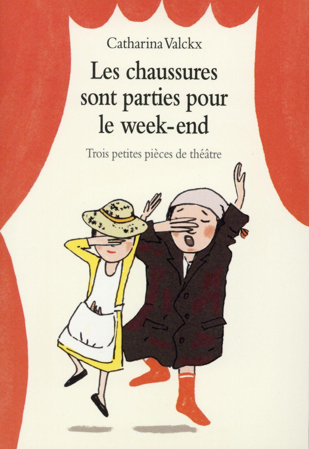 CHAUSSURES SONT PARTIES POUR LE WEEK-END (LES)
