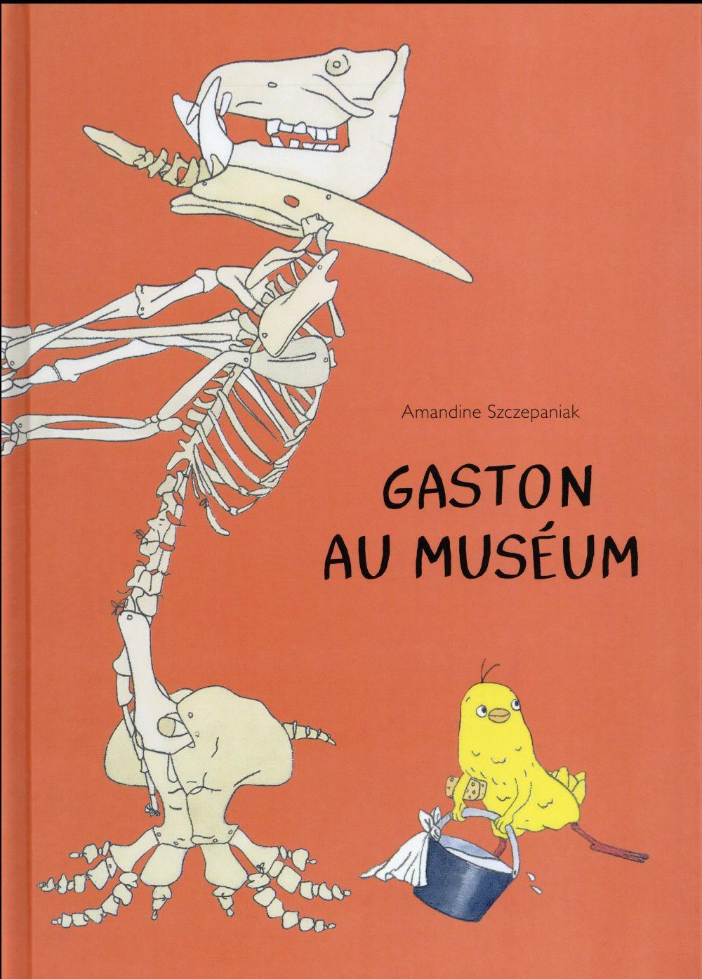 GASTON AU MUSEUM