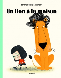 UN LION A LA MAISON