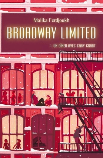 BROADWAY LIMITED 1 - UN DINER AVEC CARY GRANT(POCHE)