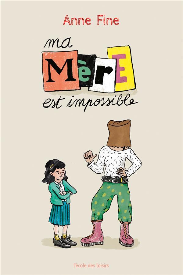 MA MERE EST IMPOSSIBLE (POCHE)
