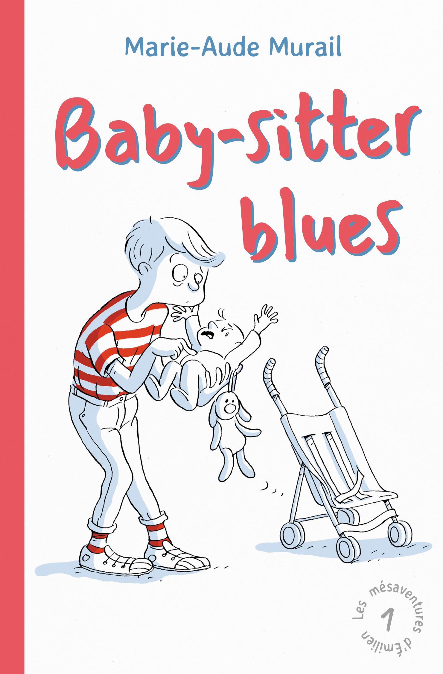 BABY-SITTER BLUES (POCHE)