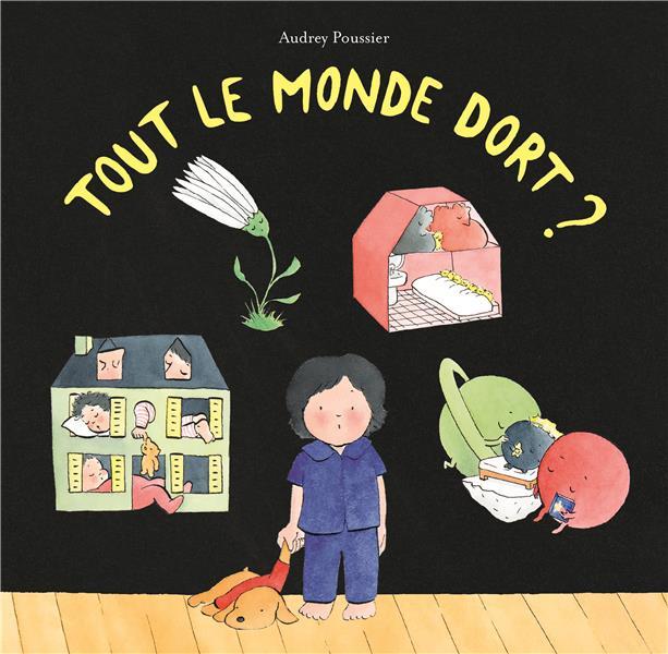TOUT LE MONDE DORT !
